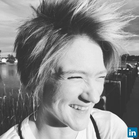 Jen Horling's Profile on Staff Me Up