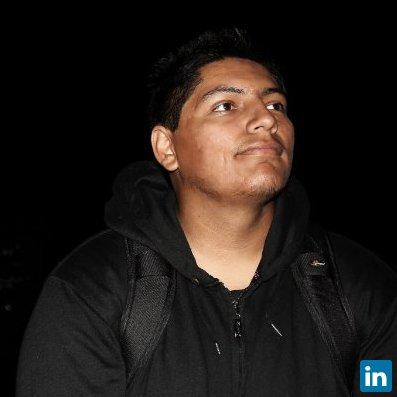 Aaron Elias's Profile on Staff Me Up