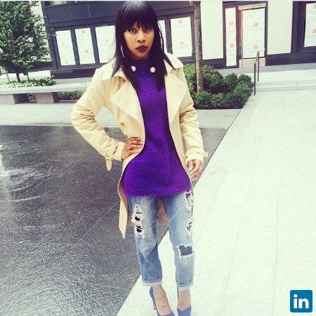 Rayona Jeffries's Profile on Staff Me Up