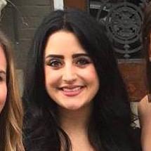 Amy Zinicola's Profile on Staff Me Up