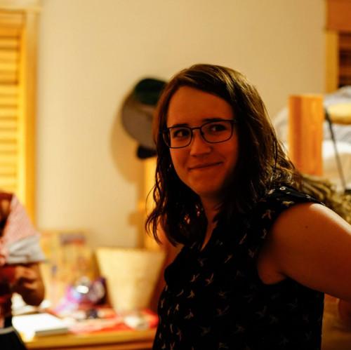Annie Tadvick's Profile on Staff Me Up
