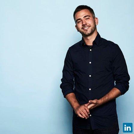 Aaron Flickinger's Profile on Staff Me Up