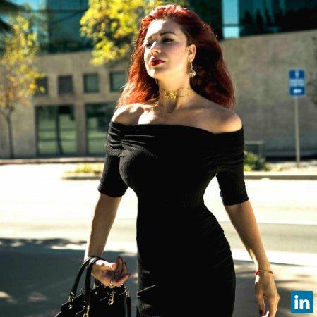 Maria Novikova's Profile on Staff Me Up