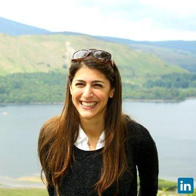Talia Aharoni's Profile on Staff Me Up