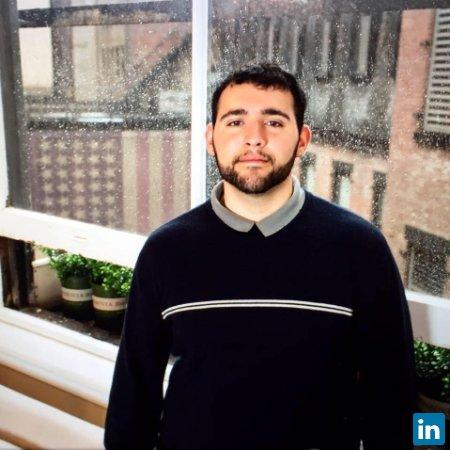 Joseph Santangelo's Profile on Staff Me Up