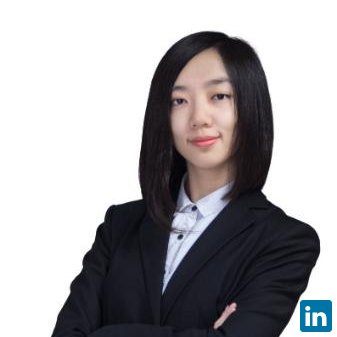 Anita Chen's Profile on Staff Me Up