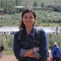 Maria Leon's Profile on Staff Me Up