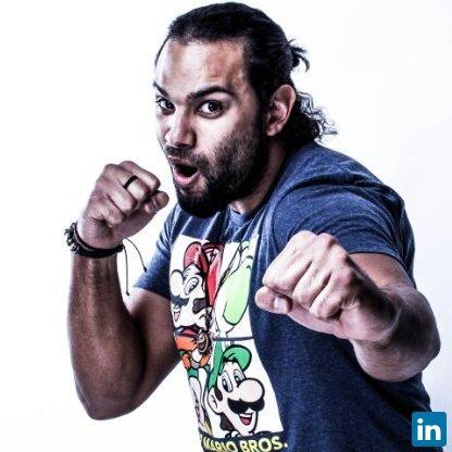 Rodolfo Baez's Profile on Staff Me Up