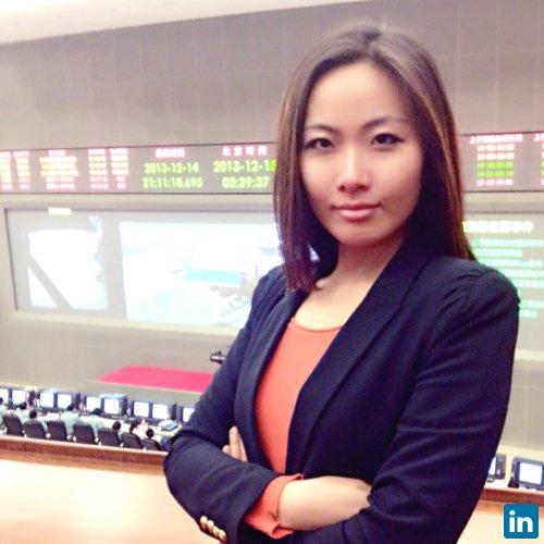 Yang Ai's Profile on Staff Me Up