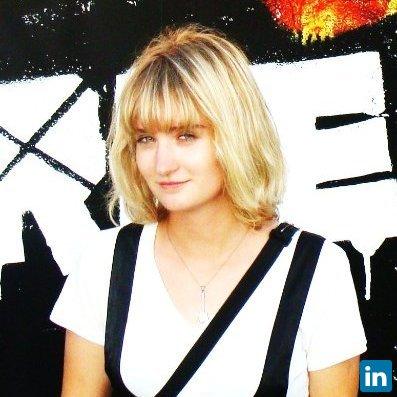Maria Obry's Profile on Staff Me Up