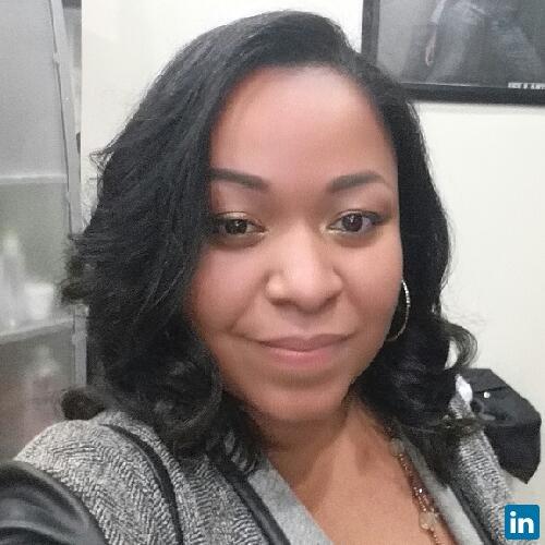 Erika Barr's Profile on Staff Me Up