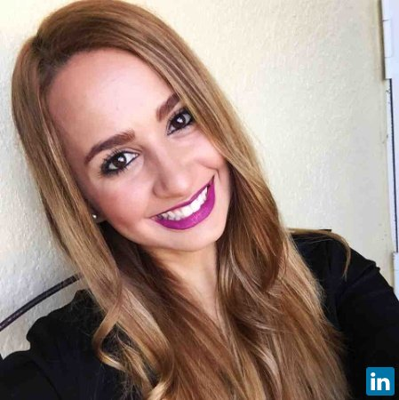 Andreina Alves's Profile on Staff Me Up