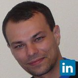 Roman Pelevin's Profile on Staff Me Up