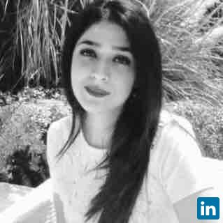 Maryam H. Zadeh's Profile on Staff Me Up
