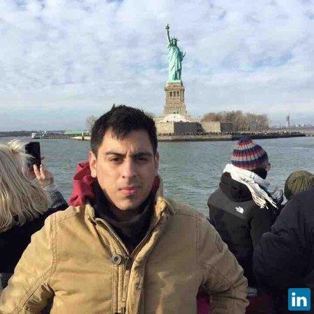 Jorge Hernandez's Profile on Staff Me Up