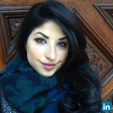 Gina Mobilio's Profile on Staff Me Up