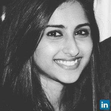 Sonali Sundararaj's Profile on Staff Me Up