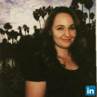 Jillian Collins's Profile on Staff Me Up