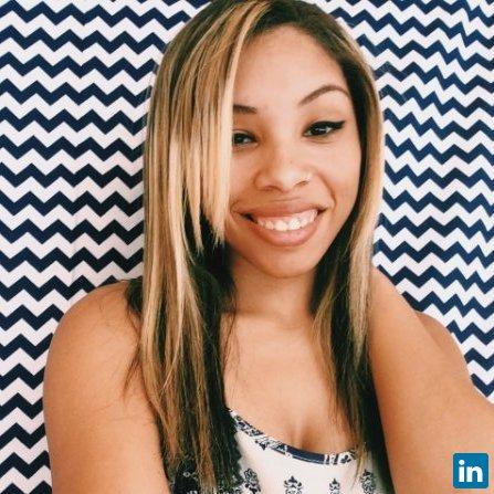 Aisha Christen's Profile on Staff Me Up