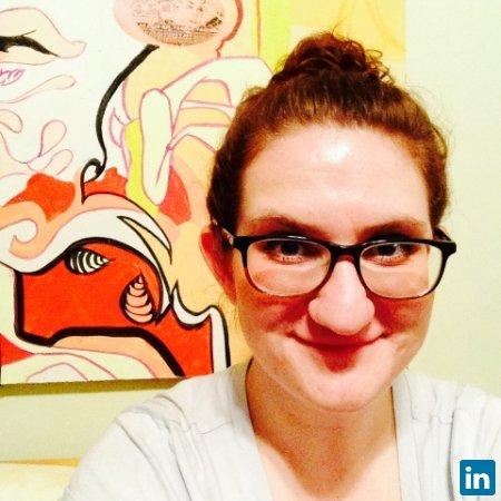 Erin Carey's Profile on Staff Me Up
