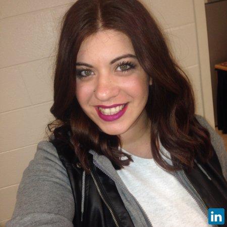 Alexandra Phillips's Profile on Staff Me Up
