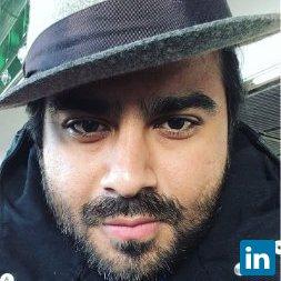Anirudh Vinay Kumar's Profile on Staff Me Up
