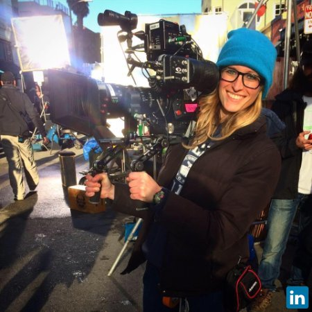 Emilie Svensson's Profile on Staff Me Up