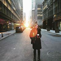 Ashley Moradipour's Profile on Staff Me Up