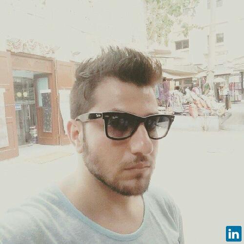 Amr Alchalati's Profile on Staff Me Up