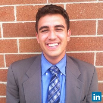 Andrew Martinez's Profile on Staff Me Up