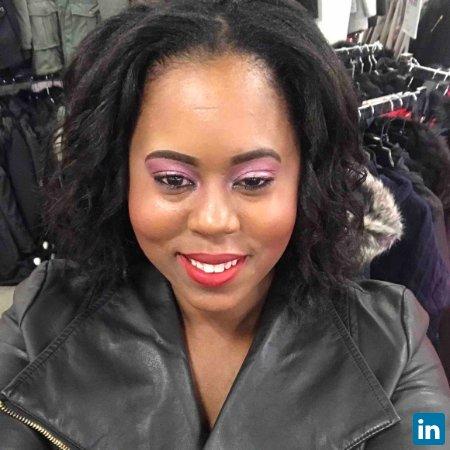 Ty-Eshia Johnson's Profile on Staff Me Up
