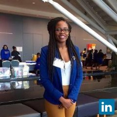 NaKeyah Jones's Profile on Staff Me Up