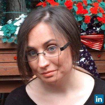 Christina Berger's Profile on Staff Me Up