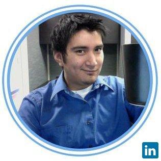 Abraham Pina's Profile on Staff Me Up