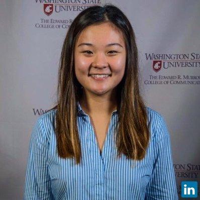 Stella Kim's Profile on Staff Me Up