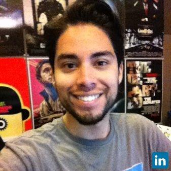 Ellis Trespalacios's Profile on Staff Me Up