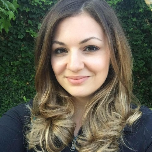 Jenna Merhi's Profile on Staff Me Up