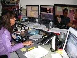 Pamela Malouf, ACE's Profile on Staff Me Up
