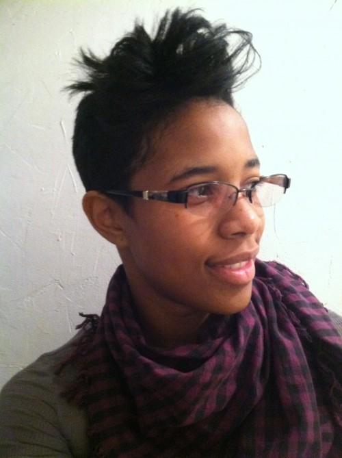 Kelela Parker's Profile on Staff Me Up