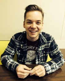 Kyle Thompson's Profile on Staff Me Up