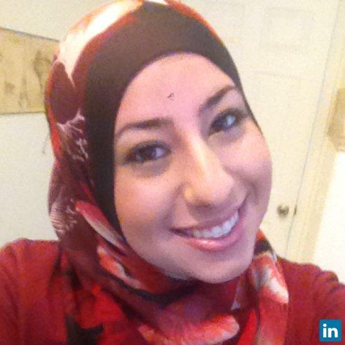 Amna Jawad's Profile on Staff Me Up