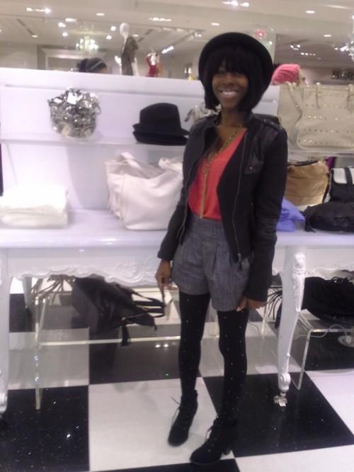 Arimadia Davis's Profile on Staff Me Up