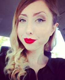 Lindsey Hartman's Profile on Staff Me Up
